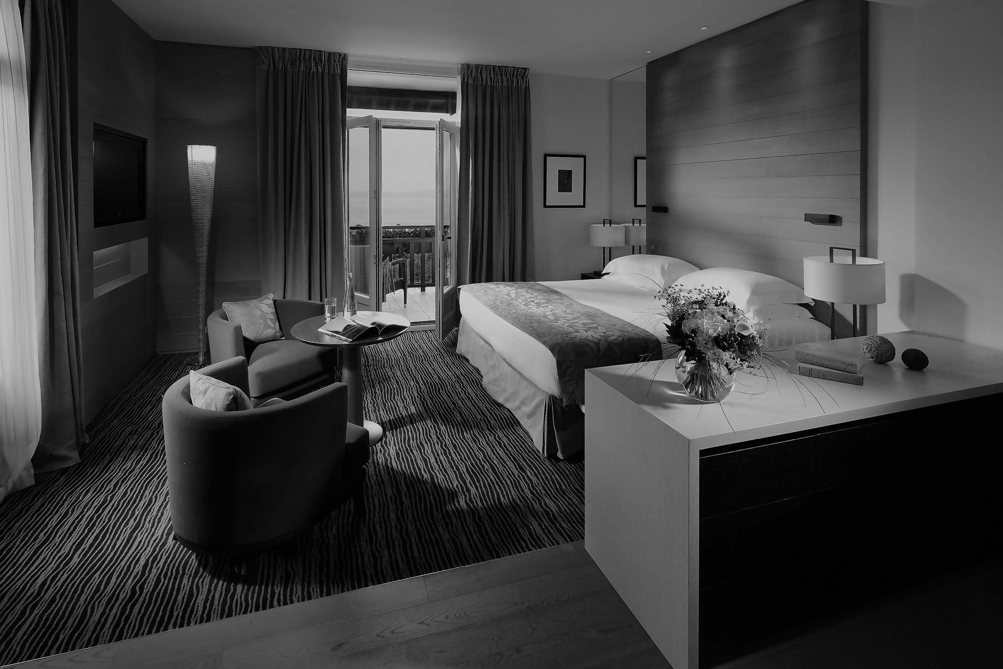 Photographie d'hôtels par Philippe Hahn