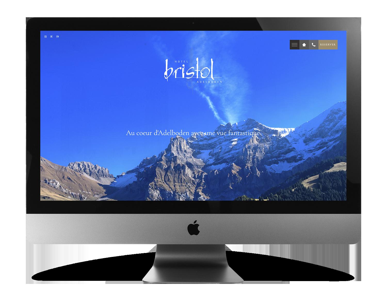 Website für Luxushotels