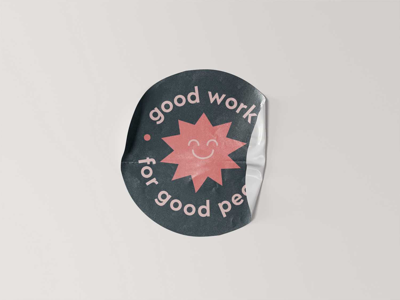 RA Sticker