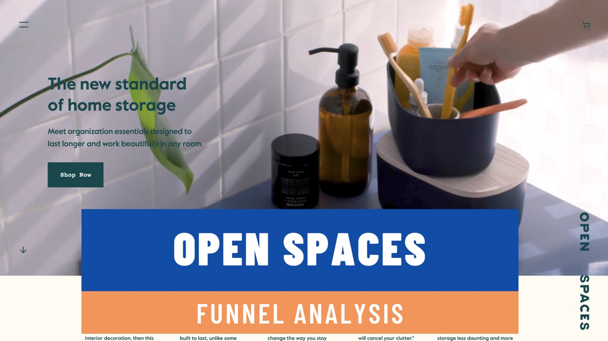 Funnel Review / Open Spaces