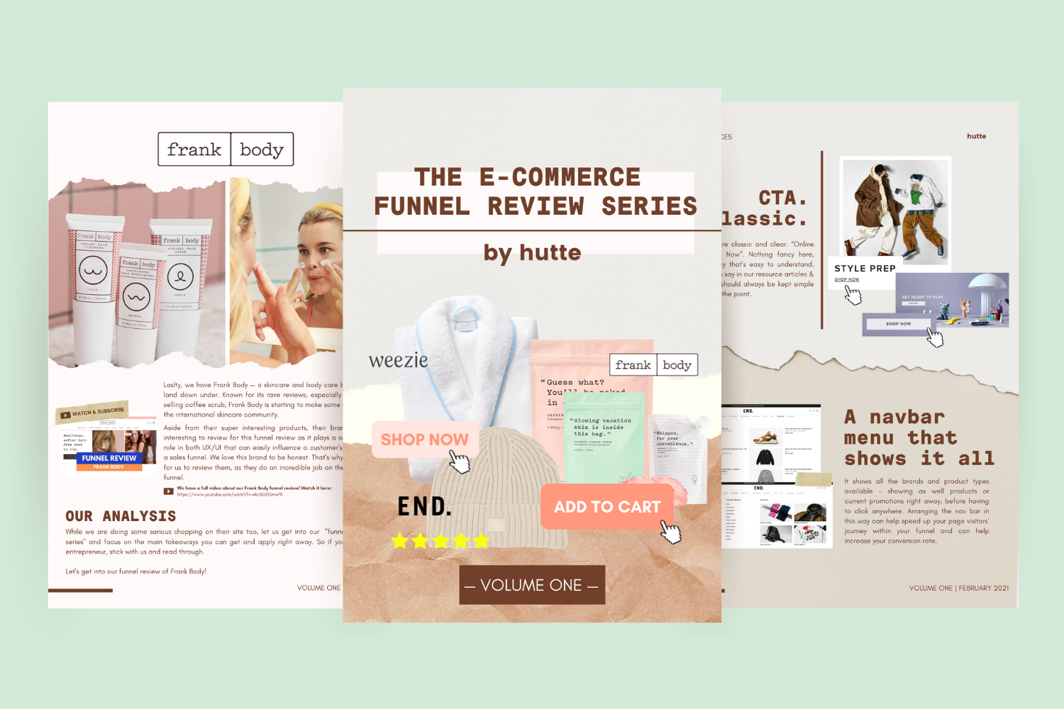 Analyse de Funnels E-Commerce — Volume 1