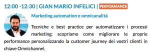 Marketing automation e omnichannel ecommerce