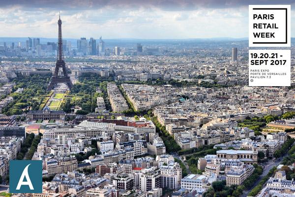 Adabra parteciperà al Retail Week 2017 di Parigi