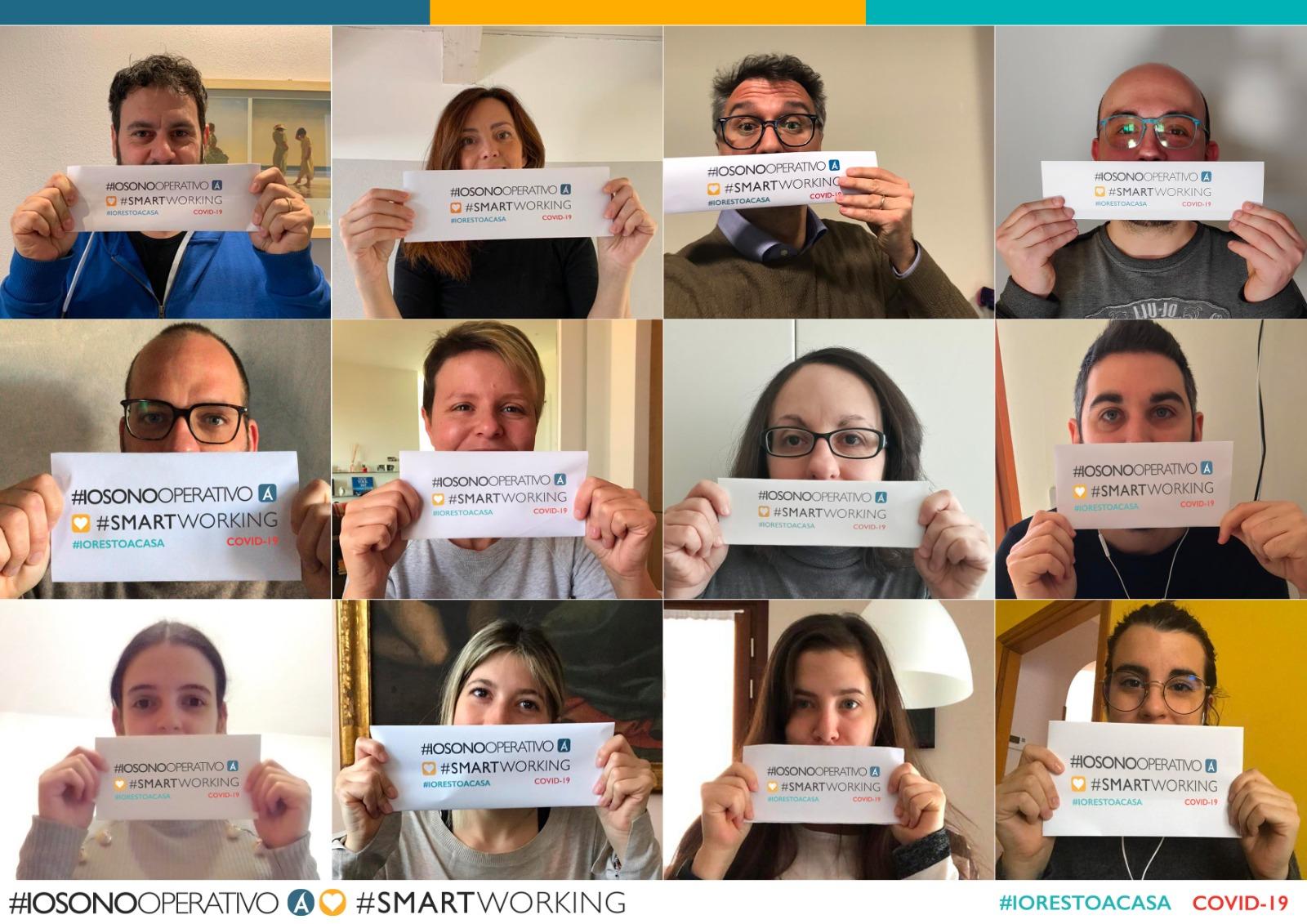 Emergenza Covid-19: il Team Adabra non si ferma e adotta lo #smartworking
