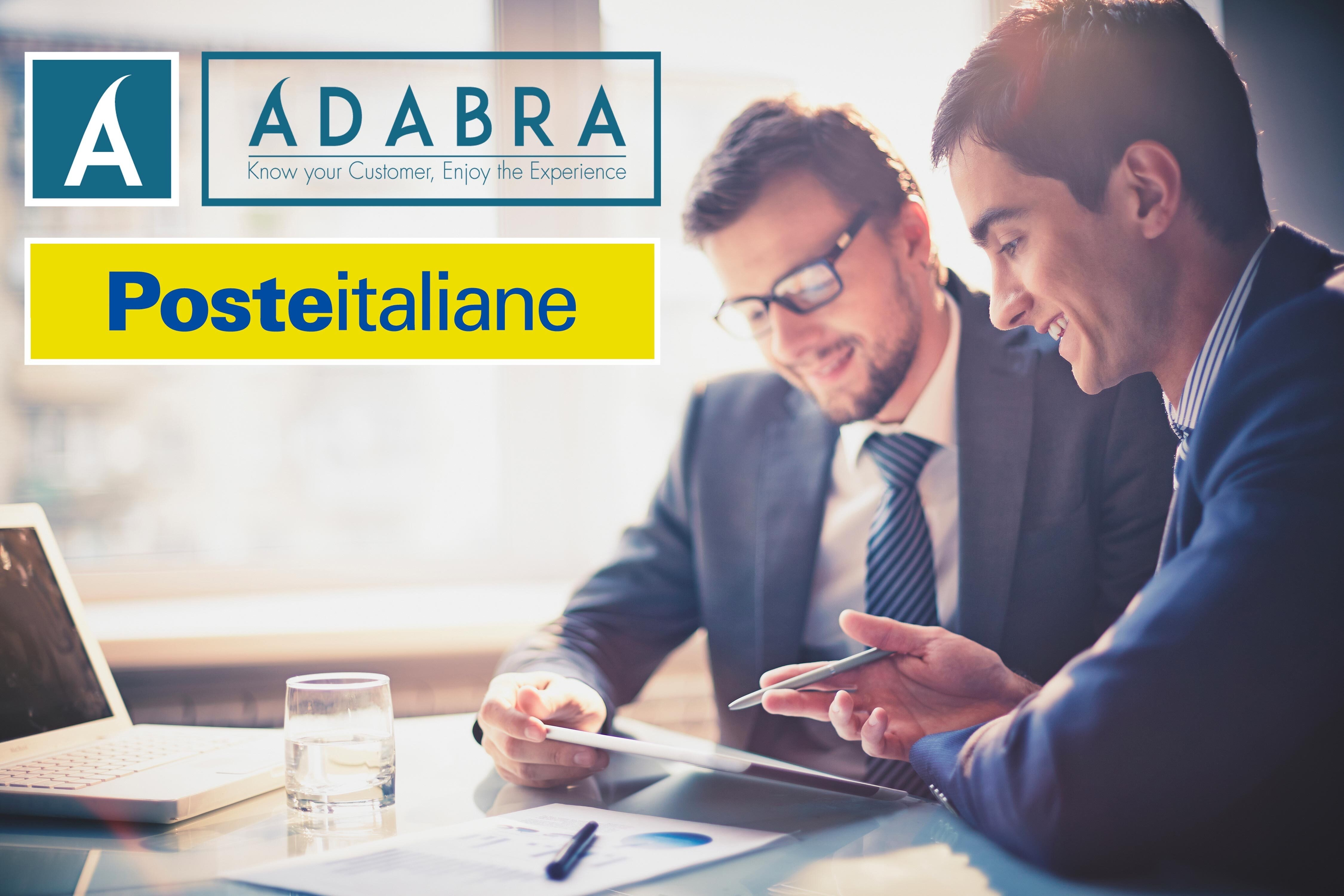 Adabra for Poste Italiane: the web content personalization project gets underway