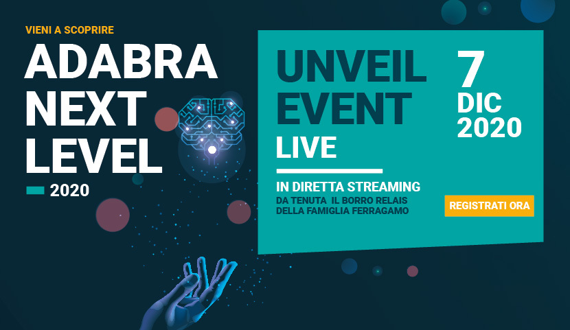 Adabra Next Level 2020 - Live Unveil Event