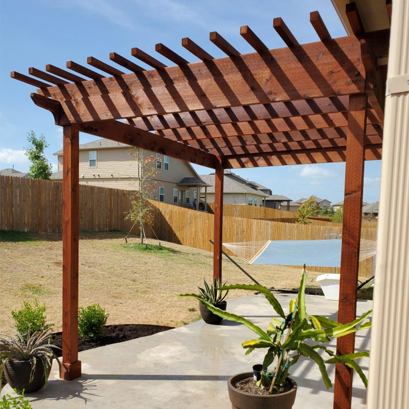 Carpentry projects in Austin, TX