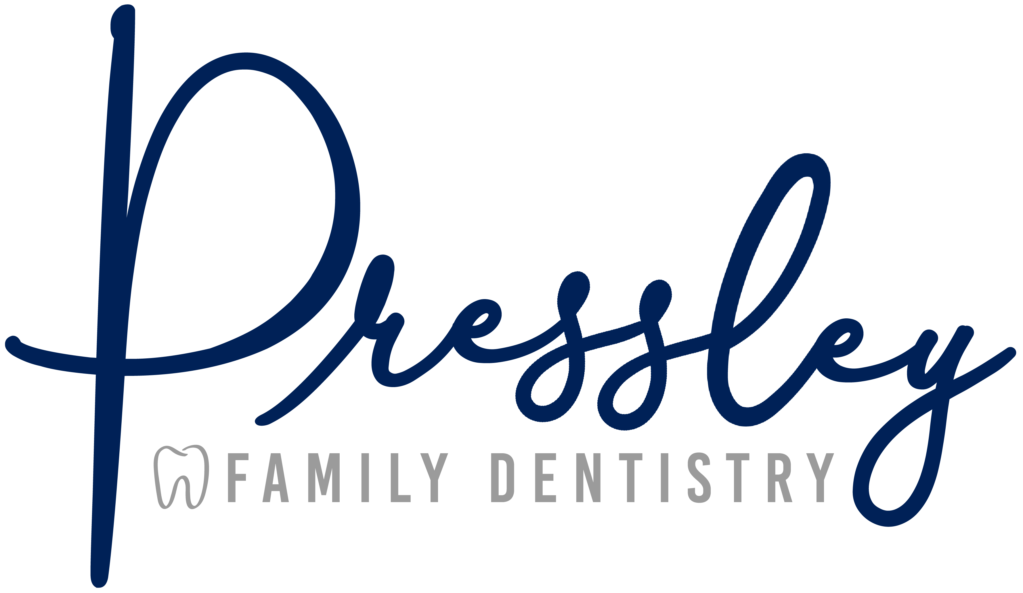 Pressley Family Dentistry Logo