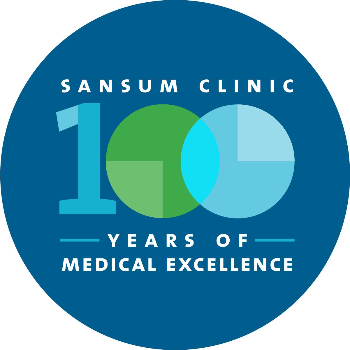 SC 100 years logo