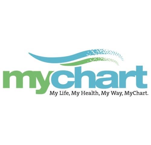 My Chart logo.