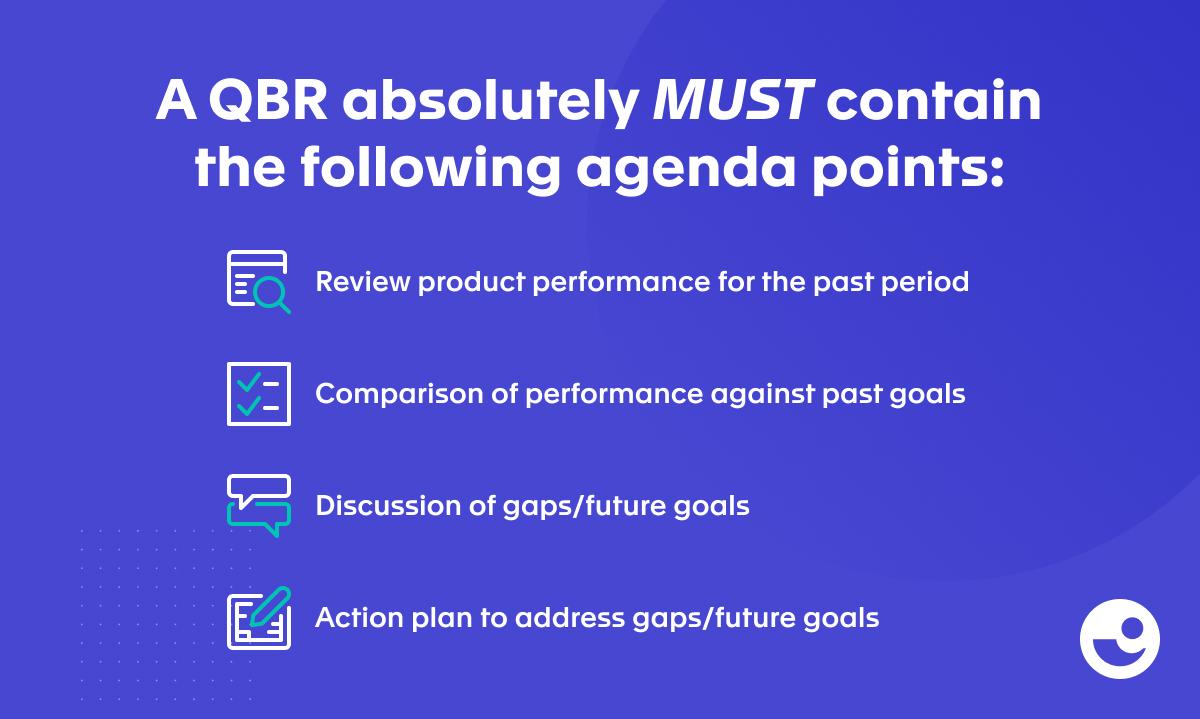 Quarterly Business Review Agenda