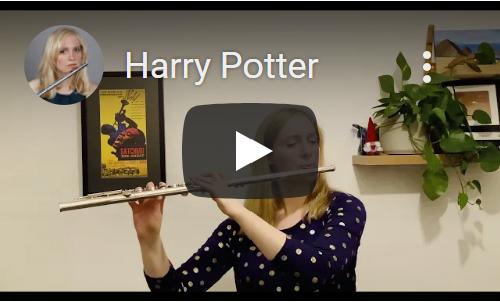 Chloe Vincent - Harry Potter