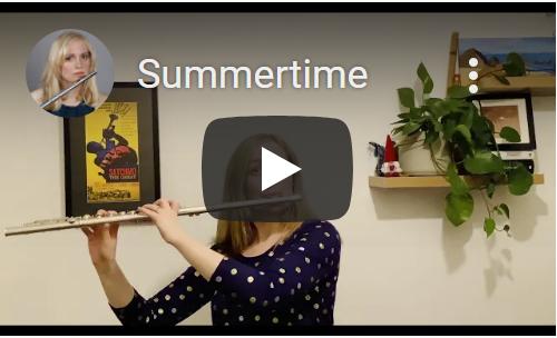 Chloe Vincent - Summertime