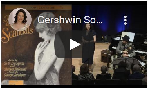 Patricia Matt Gershwin Somebody loves me