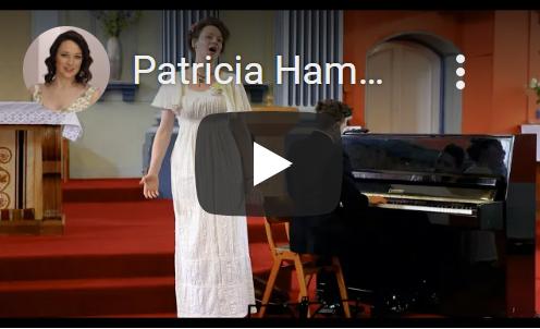 Patricia Matt In Apple Blossom Time