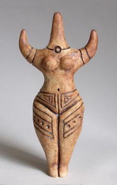 Akimbo Fertility Idol