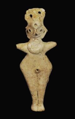 Standing Fertility Idol