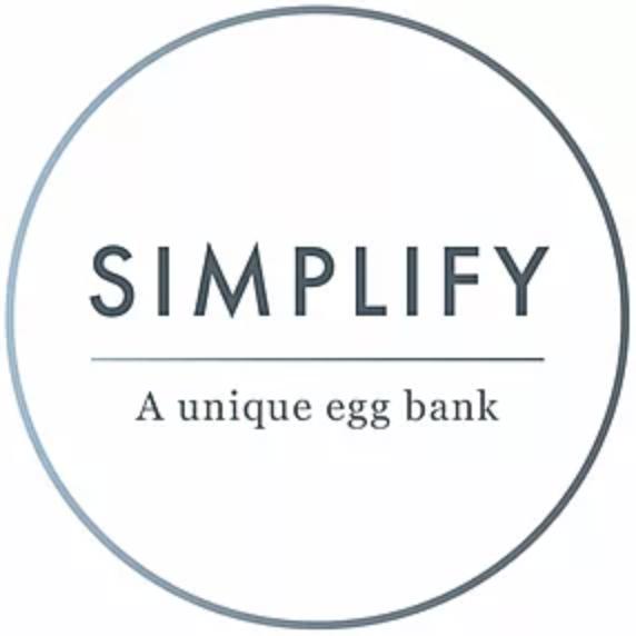 Simplify Egg Bank Logo