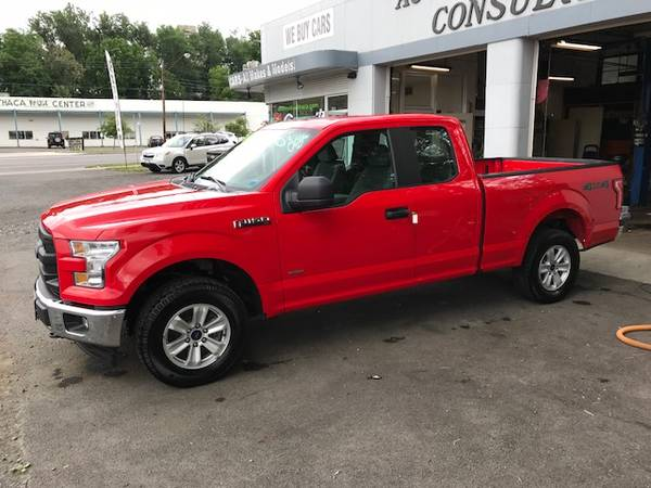 2017 Ford F150 Super Cab 4x4 Used Truck for Sale by Automotive Consultants Exterior View 2