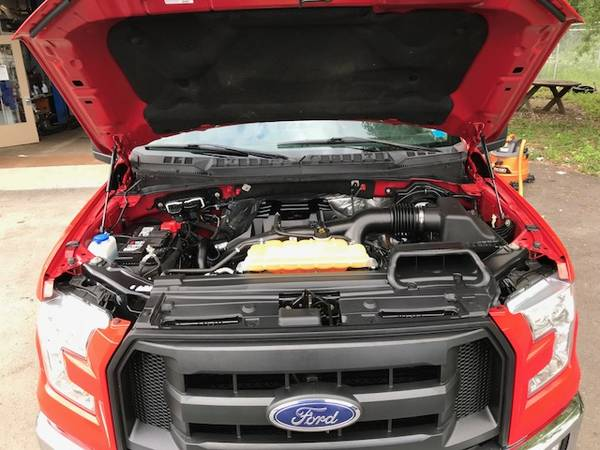 2017 Ford F150 Super Cab 4x4 Used Truck for Sale by Automotive Consultants Under the Hood