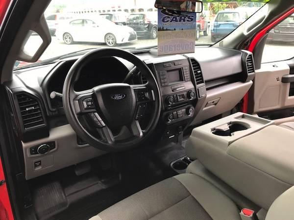 2017 Ford F150 Super Cab 4x4 Used Truck for Sale by Automotive Consultants Interior Driver Side View