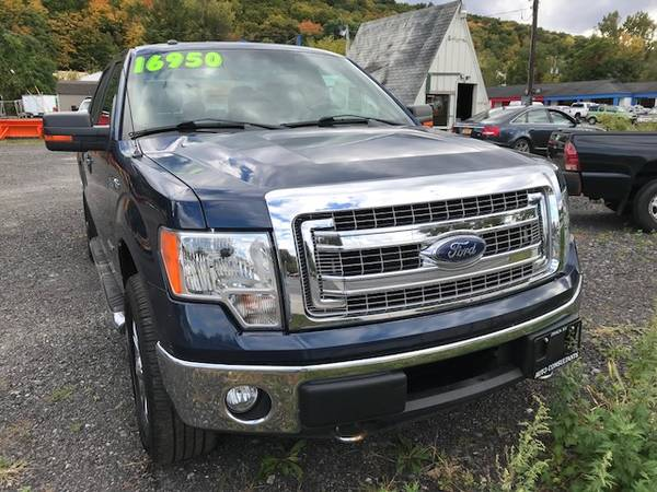 2013 Ford F-150 Supercrew XLT