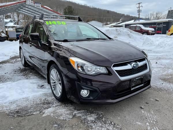 2013 Subaru Impreza Limited Wagon
