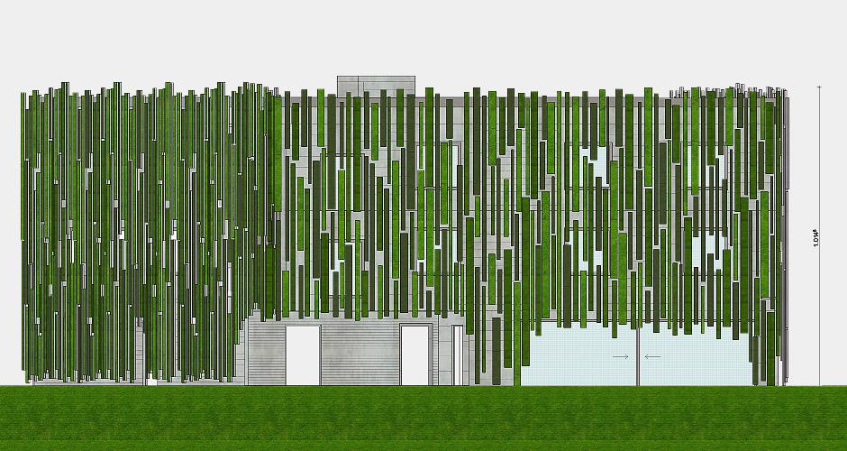 Wohnbau Mäder mit gemischter Nutzung