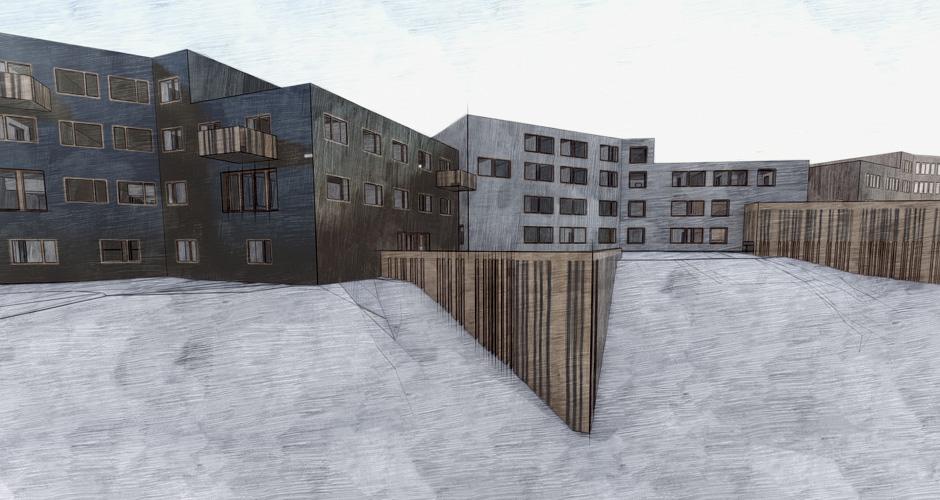 Wohn-, Büro- und Geschäftshaus St. Johann im Pongau 01