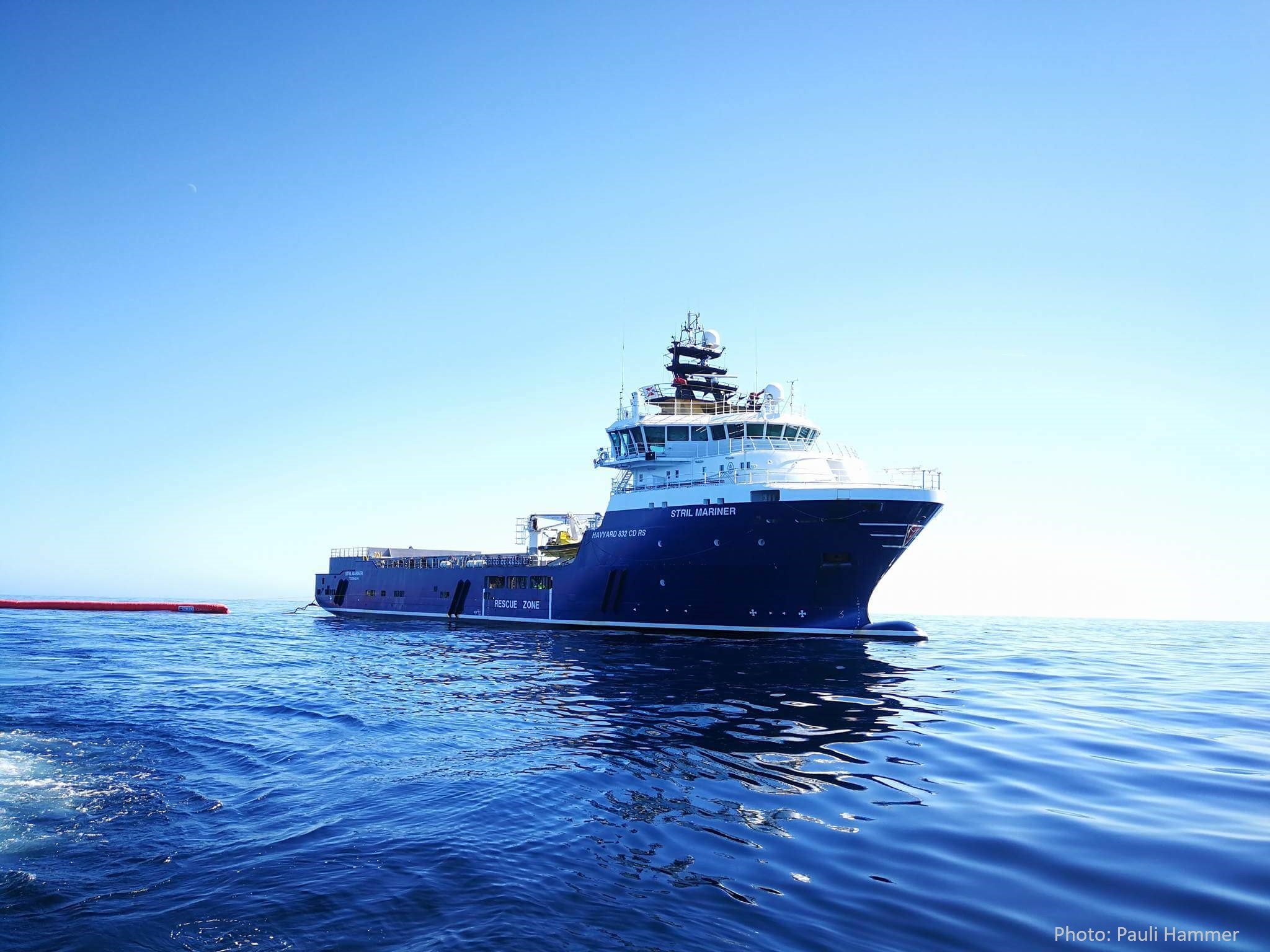 New Contract for Stril Mariner