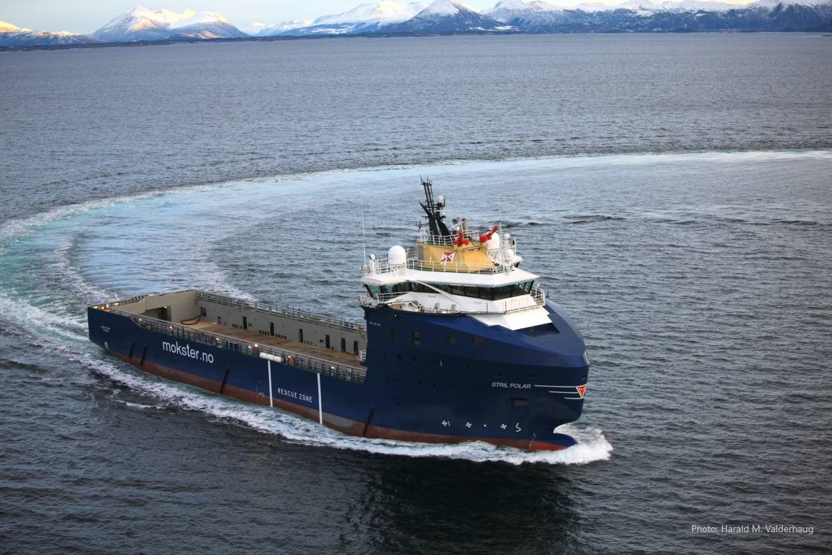 Three-year charter including battery installation for Aker BP