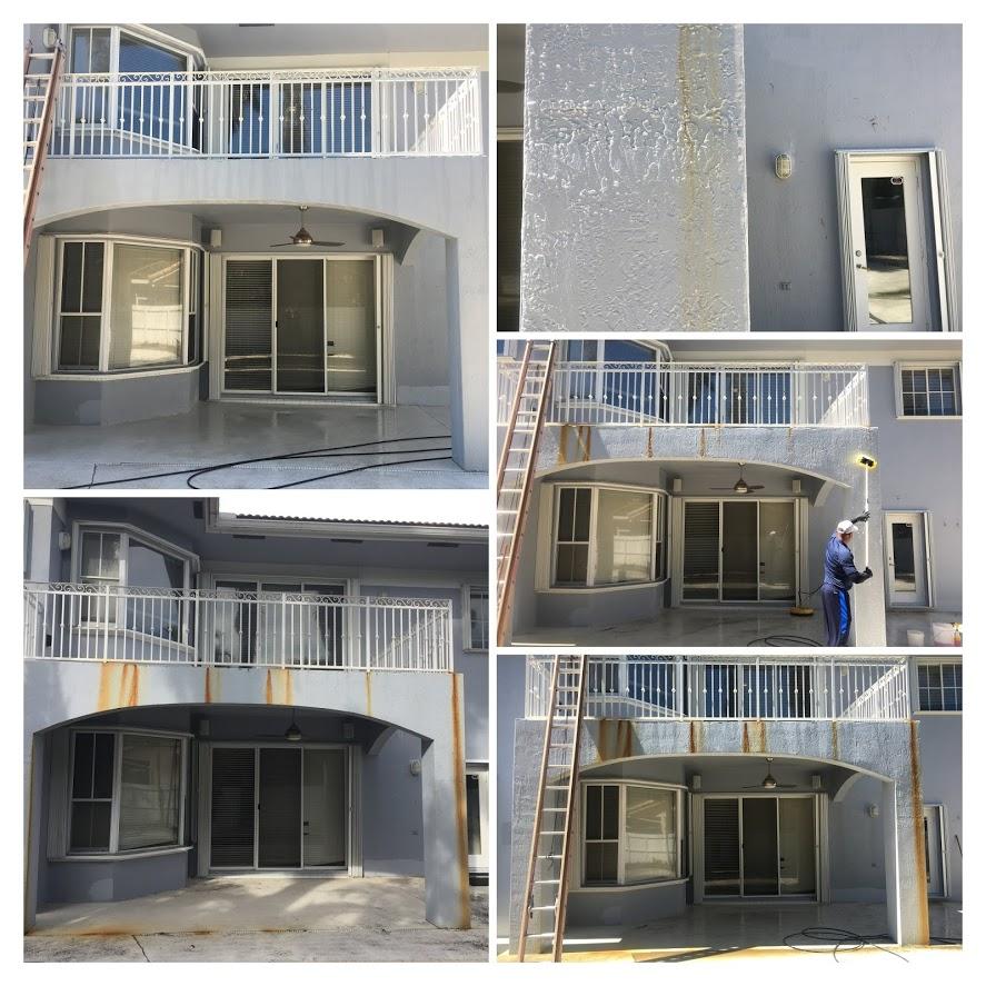 residential house wash miami