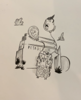 Josué Mejía. Exposición comprensiva de arte mexicano V