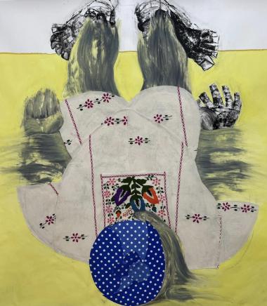 CLOTILDE JIMÉNEZ. Marisol, 2020