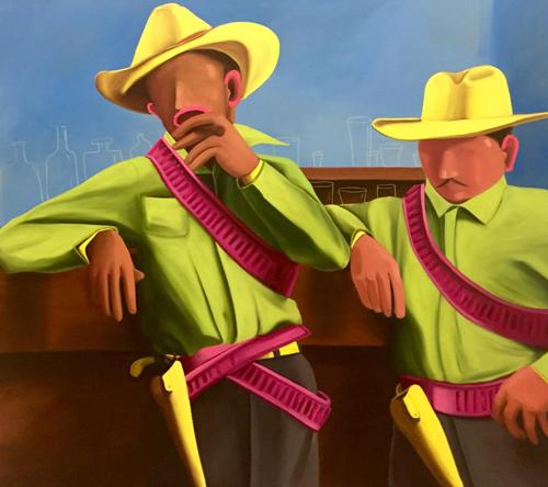 ANA SEGOVIA. ¡Vámonos con Pancho Villa!, 2020
