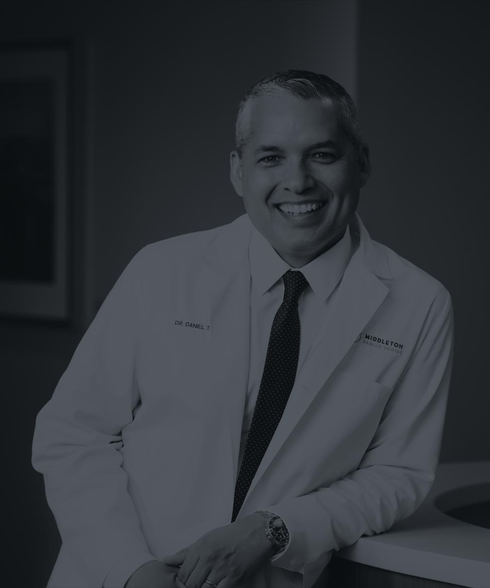 Photo of dental marketing client Dr. Daniel Tataje of Mercy Dental Group