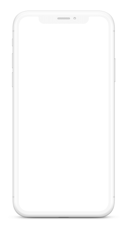 An illustration of an iPhone