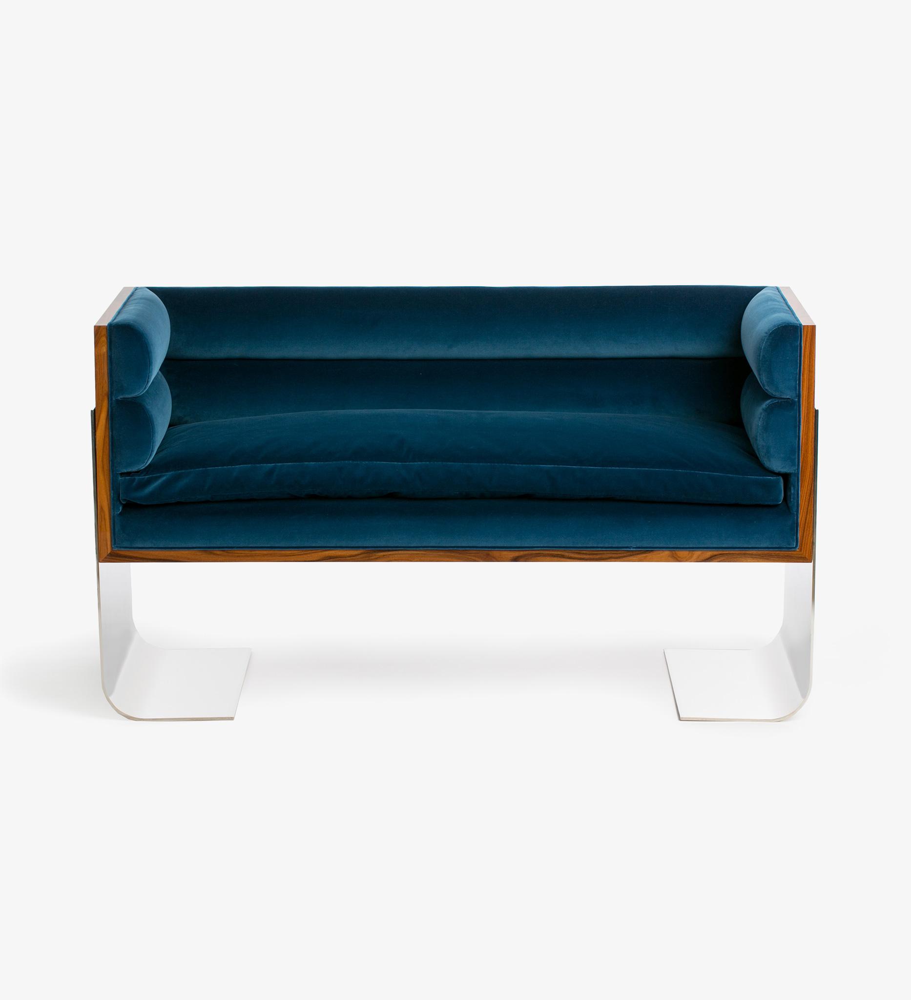 Sofa, Settee, Seating