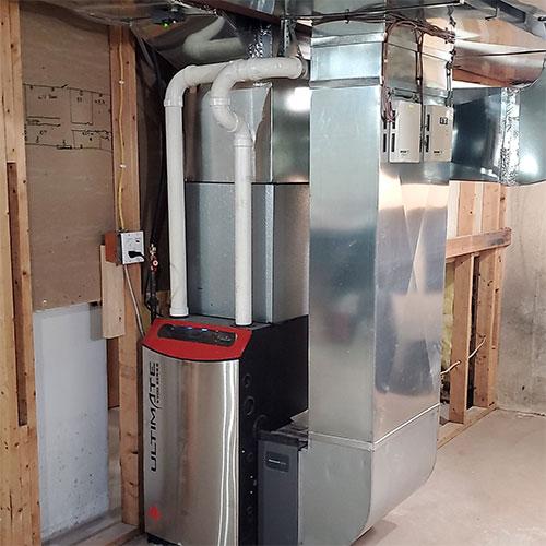furnace installation in jackson