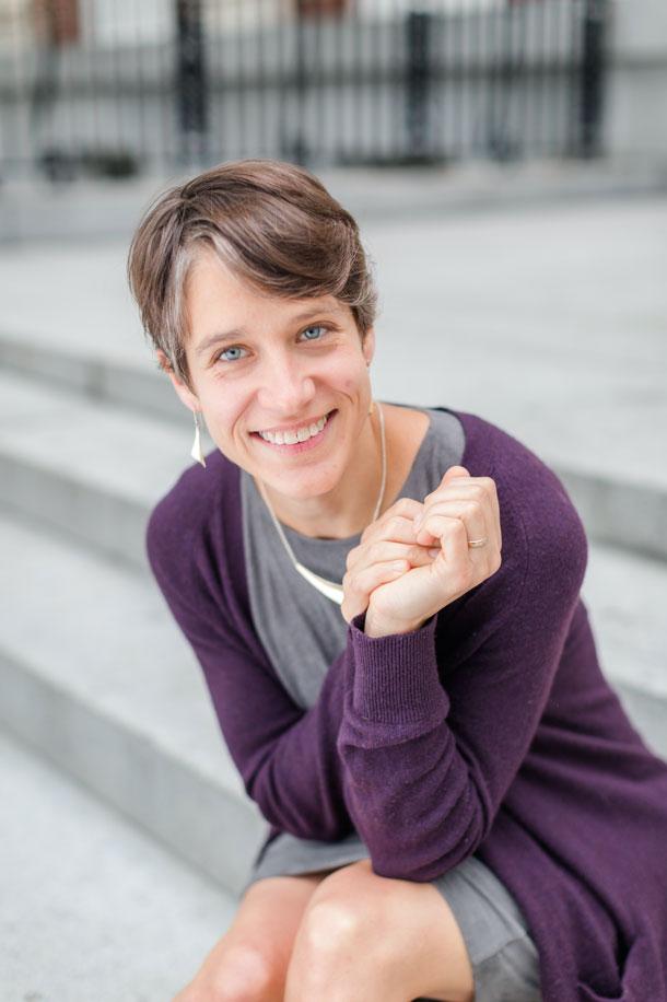 Portrait of Sue Stasny