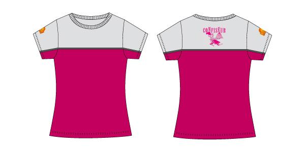 Damen T-Shirt 01
