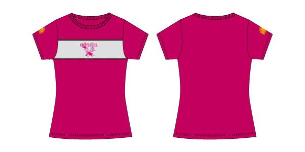 Damen T-Shirt 07