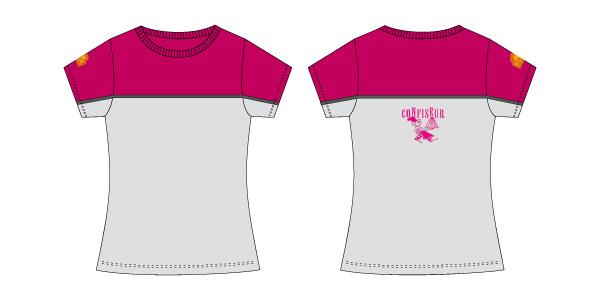 Damen T-Shirt 02
