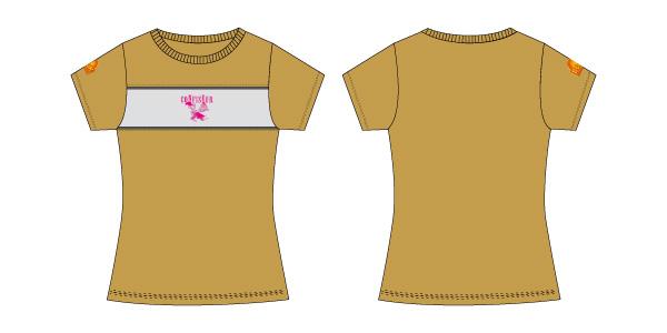 Damen T-Shirt 11