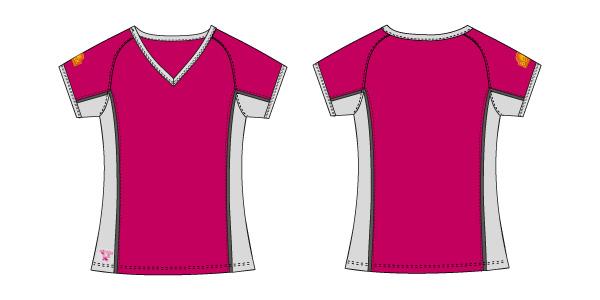 Damen T-Shirt 03
