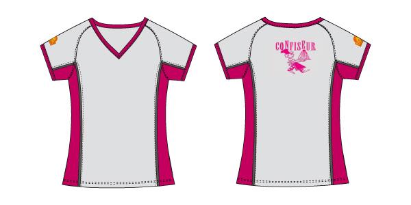 Damen T-Shirt 04