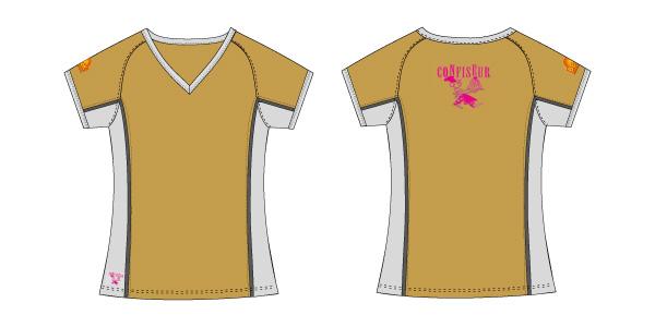 Damen T-Shirt 08