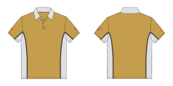 Herren Polo-Shirt 161