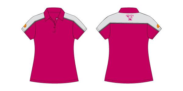 Damen Polo-Shirt 104