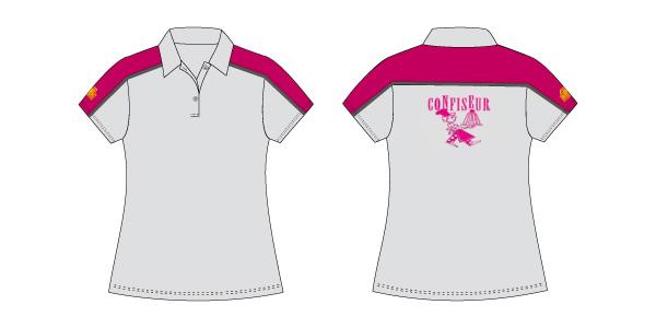 Damen Polo-Shirt 103